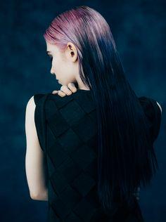 Grimes for Spex Magazine N ° 365. Photos by Nicholas Maggio