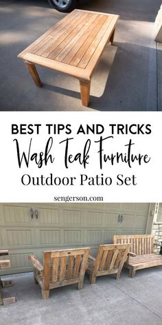 how to pressure wash and power wash teak furniture | clean outdoor patio set | pressure wash outdoor deck furniture | clean deck furniture | mildew patio outdoor deck furniture | outdoor patio set cleaning | how to restore teak furniture | cleaning teak furniture | pressure wash deck furniture | #deckfurniture #powerwash #cleandeckfurniture #pressurewashdeckfurniture #cleaning #patiocleaning #deckcleaning #patiofurniture