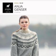 DSA55-07 Anja genser – Du Store Alpakka Pullover, Store, Sweaters, Fashion, Scale Model, Moda, Fashion Styles, Storage, Sweater