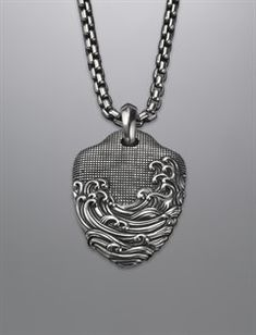 I want this!! David Yurman Men's Necklaces & Chains| DavidYurman.com