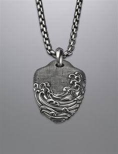 I want this!!  David Yurman Men's Necklaces & Chains| DavidYurman.com