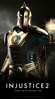 Dr. Fate - Injustice 2