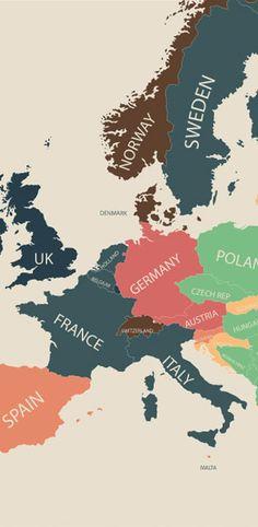 Weltkarte der Verbraucherpreise: Wo das Leben am günstigsten ist