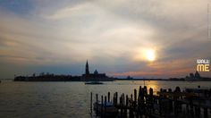 2017, week 07. Sunset on Venice - Italy. Picture taken: 2017, 02