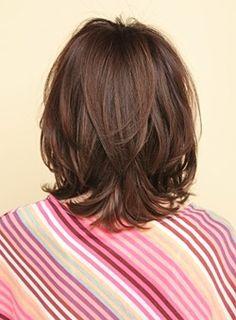 cute hair cut for ruby garza Hair Styles 2014, Medium Hair Styles, Curly Hair Styles, Shortish Hair, Good Hair Day, Messy Hairstyles, Hair Dos, Hair Hacks, Halle Berry