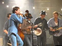 Old Crow Medicine Show w/ Mumford & Sons-Tell It To Me