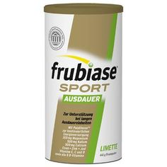 FRUBIASE SPORT Endurance Effervescent Powder 440 g UK