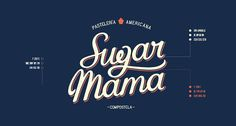 Sugar Mama on Behance