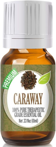 Caraway 100% Pure, Best Therapeutic Grade Essential Oil - 10ml * Insider's special review you can't miss. Read more  : ginger essential oil