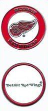 Team Golf Detroit Red Wings Double Sided Ball Marker * Check out the image by visiting the link. Note:It is Affiliate Link to Amazon.
