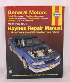 haynes repair manual oldsmobile cutlass 1974 1988 ll rear wheel rh pinterest com 1998 Oldsmobile Cutlass 1998 Oldsmobile Cutlass