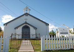 This gorgeous church conversion - The Church Mouse - is nestled in the Central Otago town of Naseby.   #12504