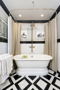 7 Unique Shower Curtains That Aren't Depressing (Really) | StyleCaster