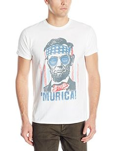 6a925431 Hanes Men's Graphic Tee - Americana Collection, America, Small Cool T Shirts,  Men's