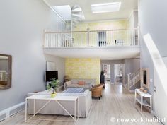 This glorious three bedroom apartment rental is located in the trendy Brooklyn neighborhood of Boerum Hill http://www.nyhabitat.com/new-york-apartment/furnished/15801