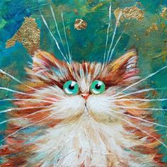 This is Athena and shes an everyday greetings card thats raising money for the PDSA Cool Paintings, Animal Paintings, Cat Sketch, Rainbow Art, Animal Sketches, Eye Art, Watercolor Animals, Cat Drawing, Mellow Yellow