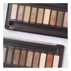 """The Bargain Diaries on Instagram: """"As promised, here is a close up of the Nude (top) and Nude 2 palettes from @byscosmetics. These shadows are super pigmented and easy to blend out, and for under $15 are definitely worth a shot if you're after some affordable eyeshadows!   P.S although they aren't exact dupes, they're great (and much more affordable) alternatives for the Naked and Naked 2 palettes from Urban Decay!   #makeup #eyeshadow #nudeeyeshadow #bys #byscosmetics #beauty"""""""