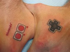 30 Super Cool Nerd Tattoos That Will Get You Smiling