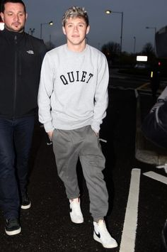 not only is this so extremely hot but i love his sweatshirt soo much