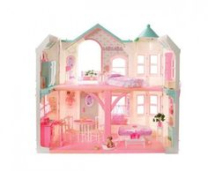 Barbie World Culture: New house for Barbie