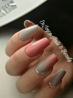 Roze & Grijs & Ombre Roze / Grijs