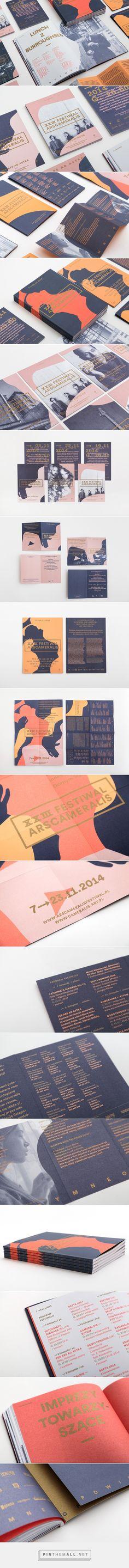 Ars Cameralis Festival 2014 on Behance - created via https://pinthemall.net