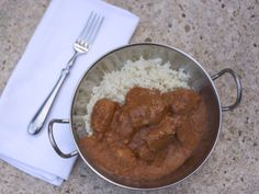 Rich Chicken Tikka Masala fills your kitchen and your stomach with the warm, spicy flavors of Indian Cuisine.