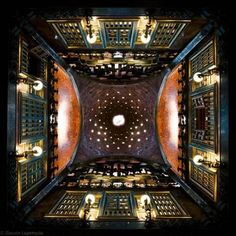 These splendid images are an invitation to look up!  #casaparadox #interiordesign #homedecr #interior