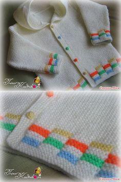 Kukuleta ile Çocuk ceketi - Örgü - Ev Moms: Source by Clothing Baby Knitting Patterns, Baby Sweater Patterns, Baby Cardigan Knitting Pattern, Knit Baby Sweaters, Knitted Baby Clothes, Knitting Charts, Knitting For Kids, Knitting Designs, Baby Patterns