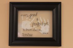 Every good and perfect gift (8x10)