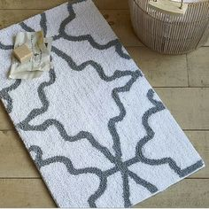 West Elm Bathmat