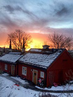 Stockholm-Kvastmakarbacken Photo: T.Pålsson