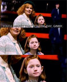 O ginny