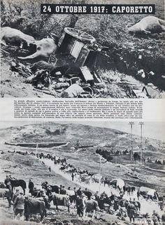 24 OTTOBRE 1917: CAPORETTO | Italy