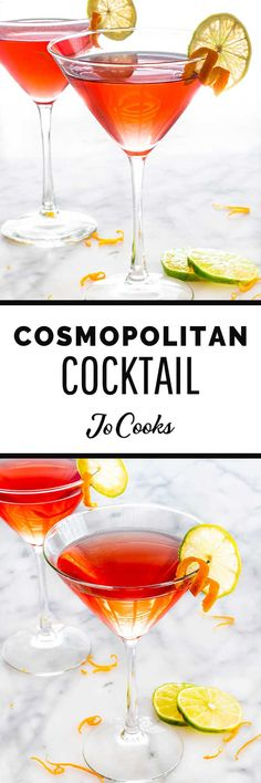 Cosmopolitan Cocktail Stamp Car Bumper Sticker Decal 6/'/' x 3/'/'