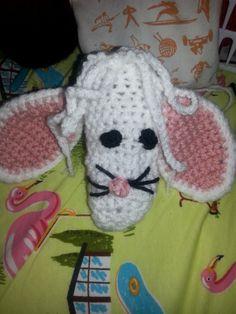 Bunny Willie warmer, rabbit,  novelty gift, gag gift,  dick warmer, penis sweater, joke gift, white elephant gift,  willy warmer by SlickeryAfterDark on Etsy