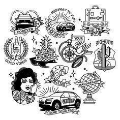 """El Citroën C4 Cactus es un modelo que no pasa desapercibido. Su Airbump es su seña de identidad estética, que han heredado nuevos modelos como el Citroën C3. Por ese carácter distintivo, es carne de personalizaciones. Bnomio ha puesto su sello en este modelo #C4CactusbyBnomio con una colección de 11 pegatinas """"Tattoo Project"""" edición limitada creadas para la ocasión. Agency: NohoComunicación http://www.noho.es Client: Citroën @citroenespana Curated by: Ink and Movement @..."""