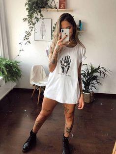 Fashion Tips Outfits .Fashion Tips Outfits Mode Outfits, Grunge Outfits, Casual Outfits, Girl Outfits, Summer Outfits, Fashion Outfits, Womens Fashion Casual Summer, Casual Dresses For Women, Boho Fashion