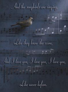 Songbird. Fleetwood Mac 1977