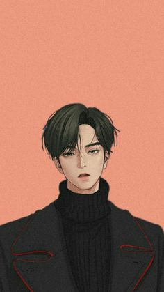 Suho from Secret Angel Webtoon Cool Anime Guys, Handsome Anime Guys, Korean Anime, Korean Art, Webtoon Korean, Webtoon Comics, Anime Love Couple, Boy Art, Suho