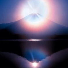 Beautiful diamond of Mt. Fuji