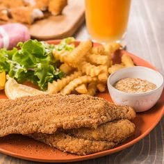 Catfish Batter Recipe, Fried Fish Batter Recipe, Air Fry Fish Recipe, Fried Catfish Recipes, Fish Fry Batter, Fruit Recipes, Seafood Recipes, Cooking Recipes, Cajun Cooking