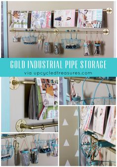 gold-industrial-pipe
