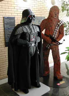 darth and chewy