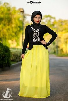 Hijab fashion looks | Just Trendy Girls