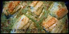 Pochi e semplici passaggi per preparare un succulento gratin di bietole da coste, una verdura benefica per il nostro organismo...