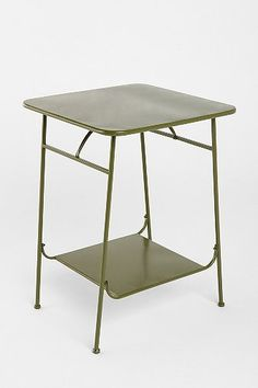 Factory Side Table, comes in several colours - Urban Outfitters