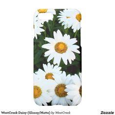 WestCreek Daisy (Glossy/Matte) iPhone 7 Case