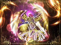 Saint Seiya - The Lost Canvas - Athena Sasha