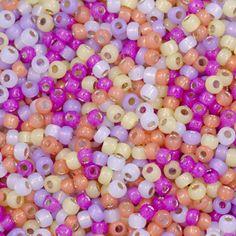 Sherbet Shaggy Loops Bracelet Kit - Weave Got Maille